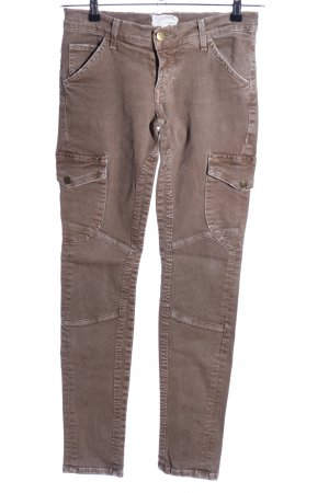 Current/elliott Pantalone cargo marrone stile casual