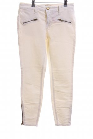 Current/elliott Corduroy Trousers natural white casual look