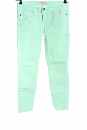 Current/elliott Five-Pocket Trousers turquoise casual look