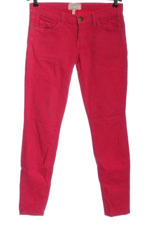 Current/elliott Jeans taille basse rose style décontracté