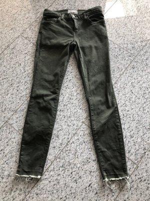 Current/Elliott Jeans in grün