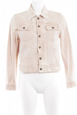 Current/elliott Jeansjacke nude Casual-Look