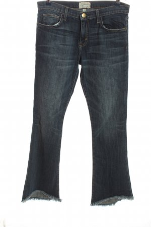 Current/elliott Jeansschlaghose blau Casual-Look