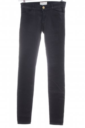 Current/elliott Jeggings nero stile casual