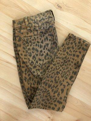 Current/elliott Leohose Skinny Jeans Skinnyjeans Leo Leoprint