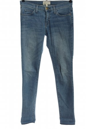Current/elliott Skinny Jeans blue casual look