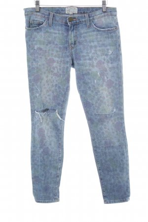 Current/elliott Skinny Jeans blau Casual-Look