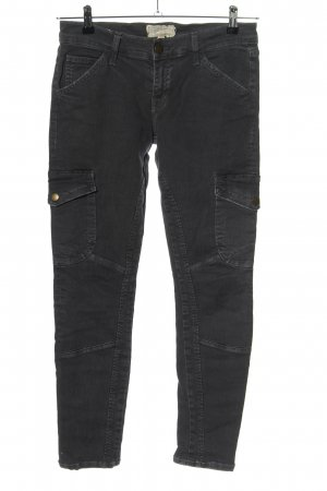 Current/elliott Skinny Jeans hellgrau Casual-Look
