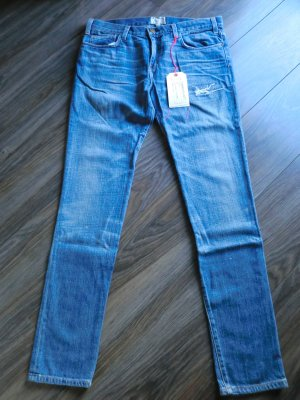 CURRENT ELLIOTT Skinny Jeans * Gr. 28 * Boyfriend