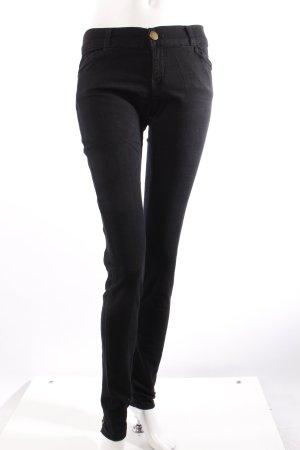 Current/Elliott Skinny-Jeans mit Reißverschlüssen
