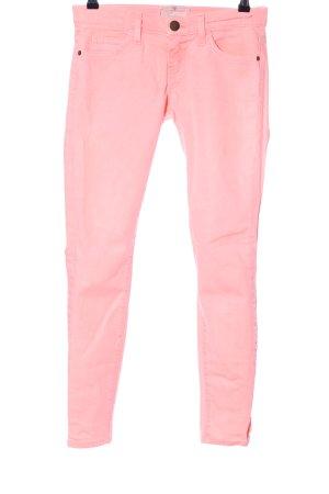 Current/elliott Slim Jeans pink Casual-Look