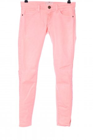 Current/elliott Slim Jeans pink Casual-Look
