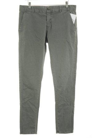 "Current/elliott Jersey Pants ""The Sharp Trouser"" grey"