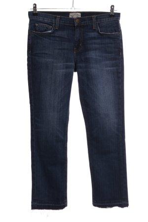 Current/elliott Straight-Leg Jeans blau Casual-Look