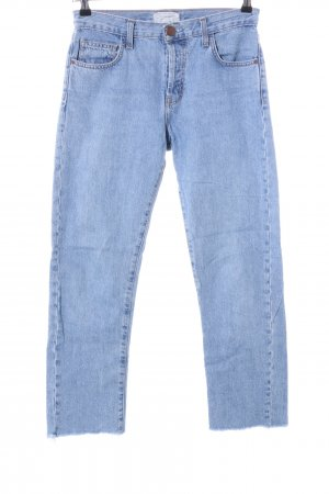 Current/elliott Straight-Leg Jeans blau Casual-Look