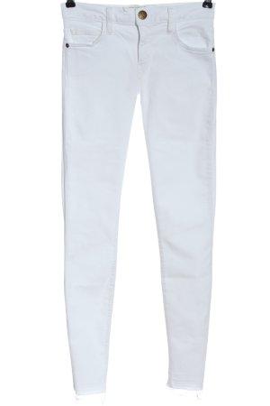 Current/elliott Jeans stretch blanc style décontracté