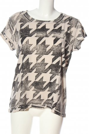 Current/elliott T-Shirt Allover-Druck Casual-Look