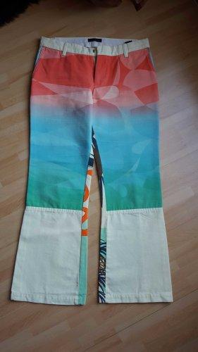 Custo Barcelona Pantalone multicolore