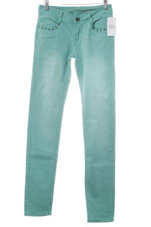 Custo Slim Jeans kadettblau Casual-Look