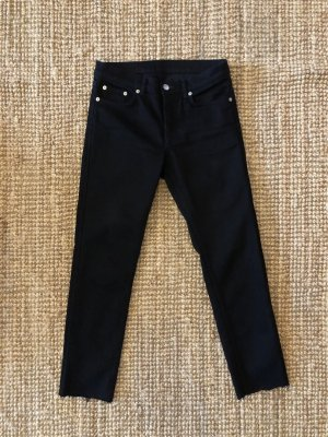 Blk dnm Straight Leg Jeans black