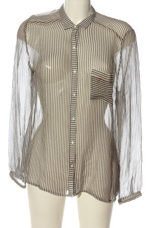 custom made Transparenz-Bluse