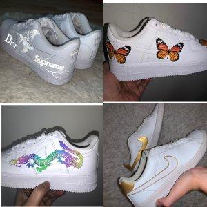Custom Nike air force 1