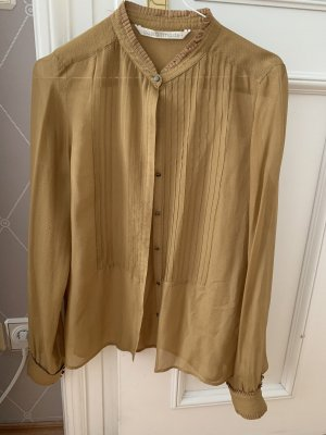 Custommade Silk Blouse nude