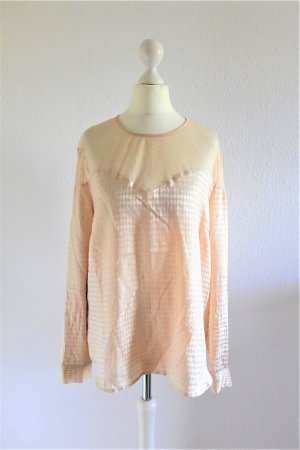 Custommade Long Sleeve Blouse multicolored