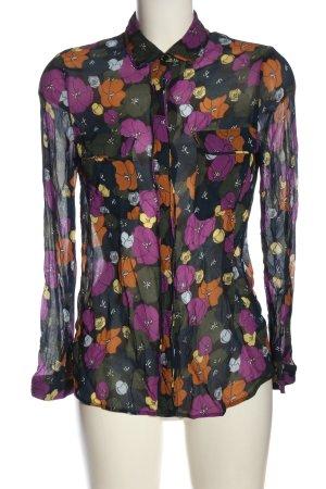 Custommade Long Sleeve Shirt allover print casual look