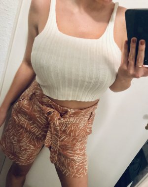 Custommade Shorts multicolored linen