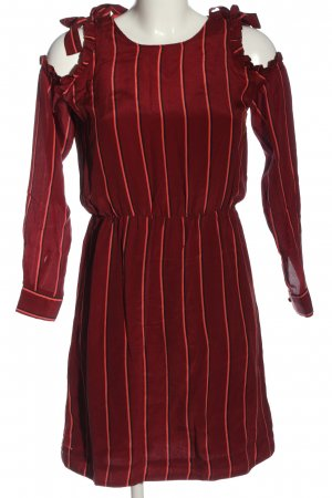 Custommade Mini Dress allover print casual look