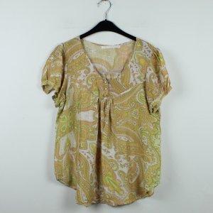 Custommade Silk Blouse multicolored silk