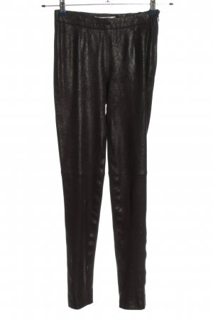 Custommade Stretch Trousers black casual look