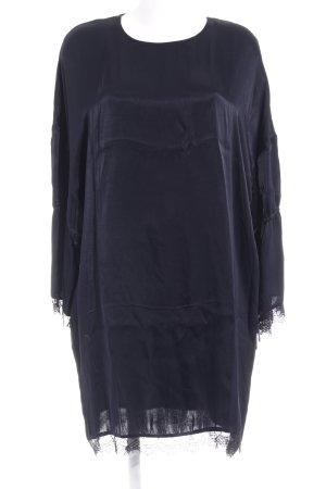 "Custommade Robe tunique ""Yasmen"" noir"