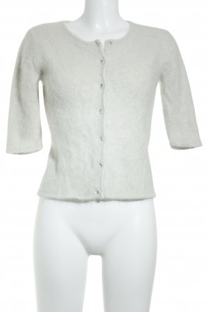 Custommade Wool Jacket cream Logo application