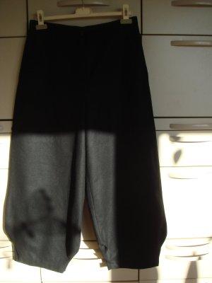 Cut Loose Pantalón estilo Harem negro Lana