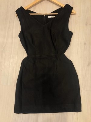 & other stories Cut Out Dress black