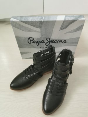 cut out Stiefeletten Pepe Jeans