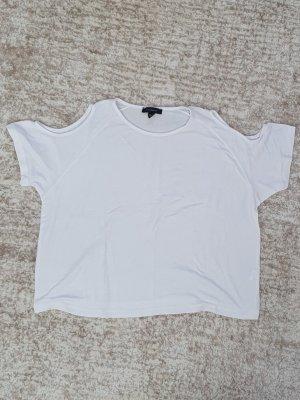 Cut Out T-Shirt | Gr. 40