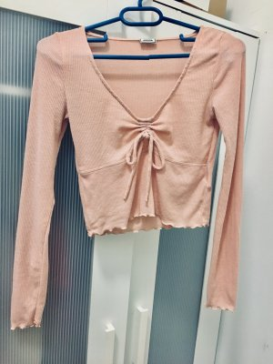Pimkie Cut Out Top light pink