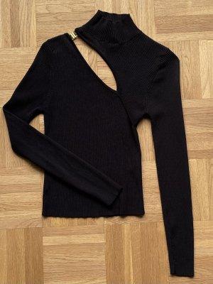 Zara Haut cut-out noir
