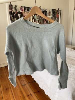 Cute baby blue Pullover