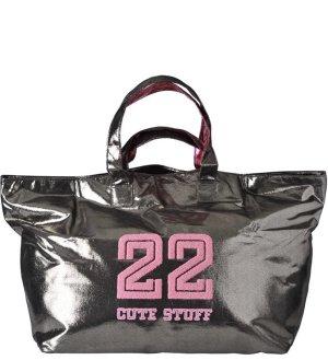 Cute Stuff Borsa sport bronzo-rosa