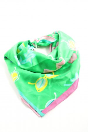 Cute Stuff Neckerchief allover print casual look