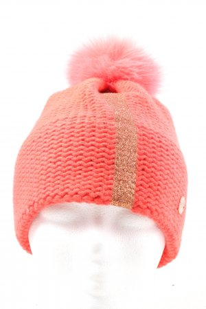 Cute Stuff Bobble Hat red casual look