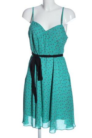 Cutie Pinafore dress allover print casual look