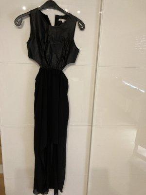 Glamorous Cut Out Dress black