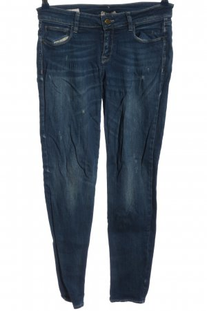 Cycle Low Rise Jeans blue casual look