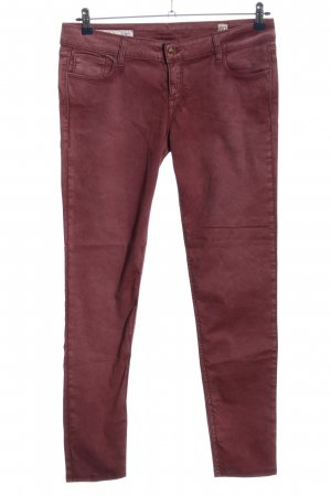 Cycle Drainpipe Trousers pink casual look