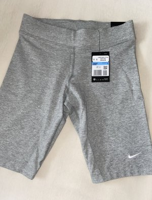 Nike Sport Shorts silver-colored